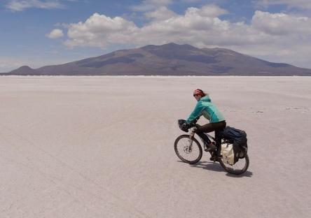 Salar Coipasa, Bolivia
