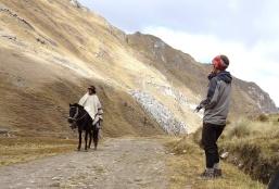 Near Cordillera Blanca, Peru