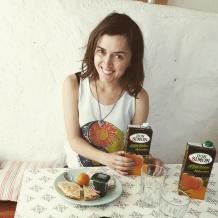 Breakfast in Mallorca.