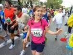 Madrid Marathon Janie