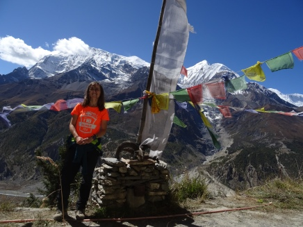 View from Praten Gompa