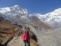 Annapurna basecamp